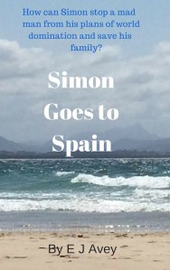 Simon goes to Spain.